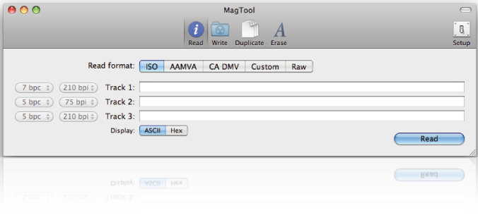 MagTool Screenshot